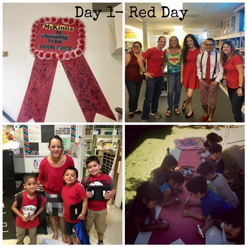 day 1 - red day