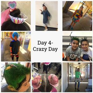 day 4 - crazy day