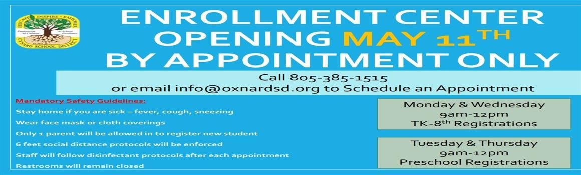 Enrollment Center