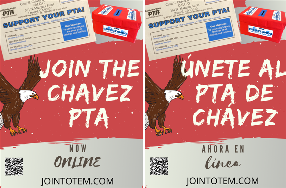 JOIN PTA flyer